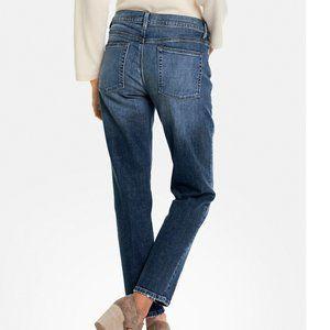 Eileen Fisher Organic Stretch Boyfriend Jeans